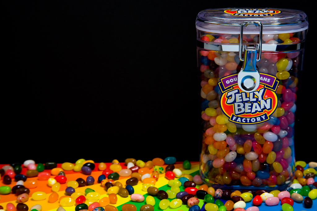 Jelly Bean explosion