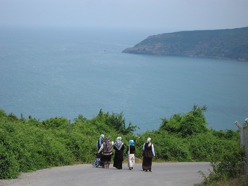 Women by the Black Sea