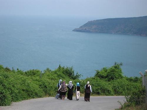 Women by the Black Sea