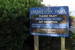 NJ - Weehawken - Hamilton Park