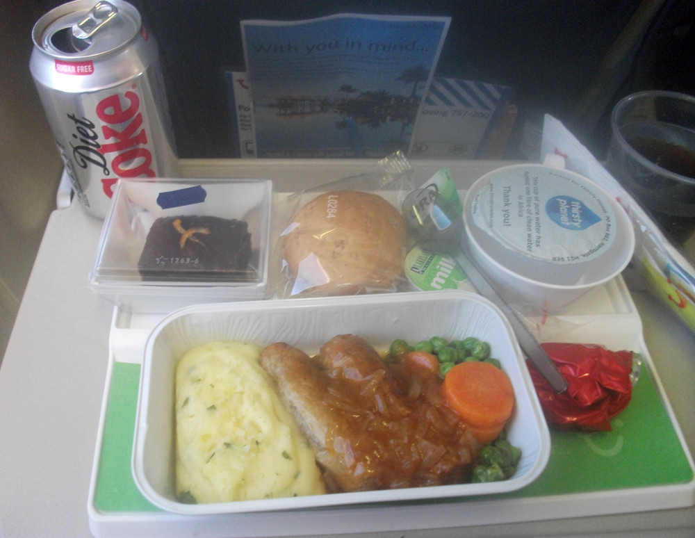 Thomson Inflight Meals >> My Inflight Meal Alc Brs 16 10 10 Thomson Airways G Oobj Flickr