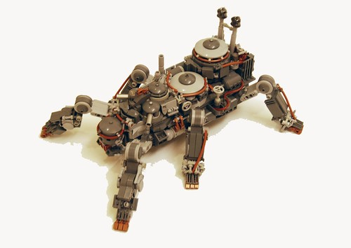 The Mechanical Stinkbug