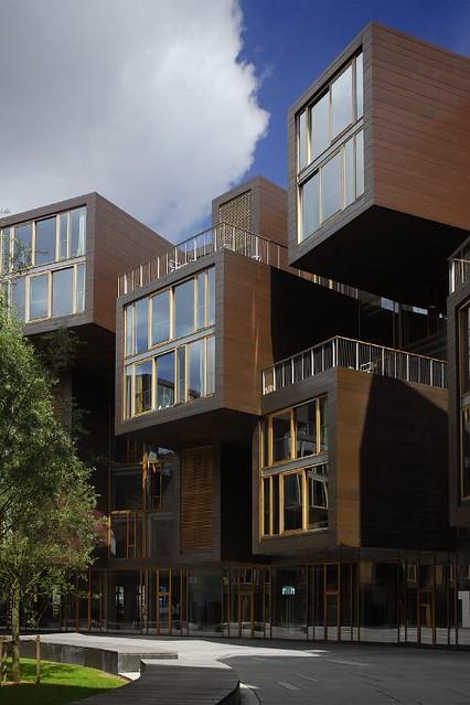 Denmark - Copenhagen - Student housing 1