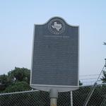 Shady Grove Road Bridge, Irving Texas Historical Marker