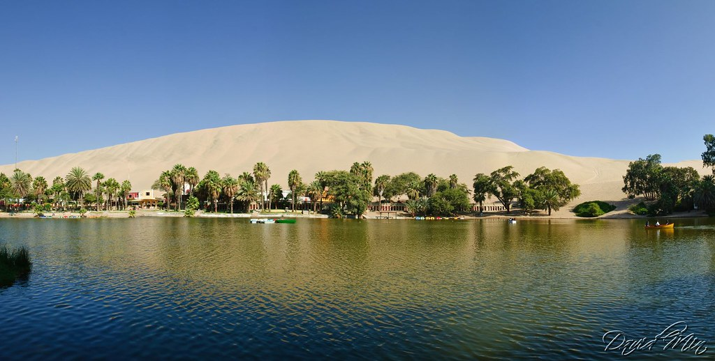 Huacachina, Peru - Oasis in the desert by GlobeTrotter 2000