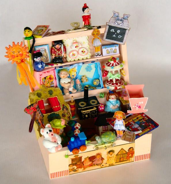 Ba l de juguetes flickr photo sharing - Baul juguetes ...