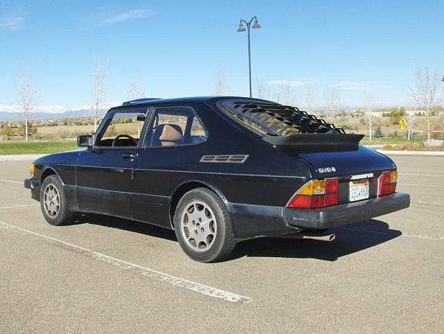 1-1985 Saab 900 Turbo Spg