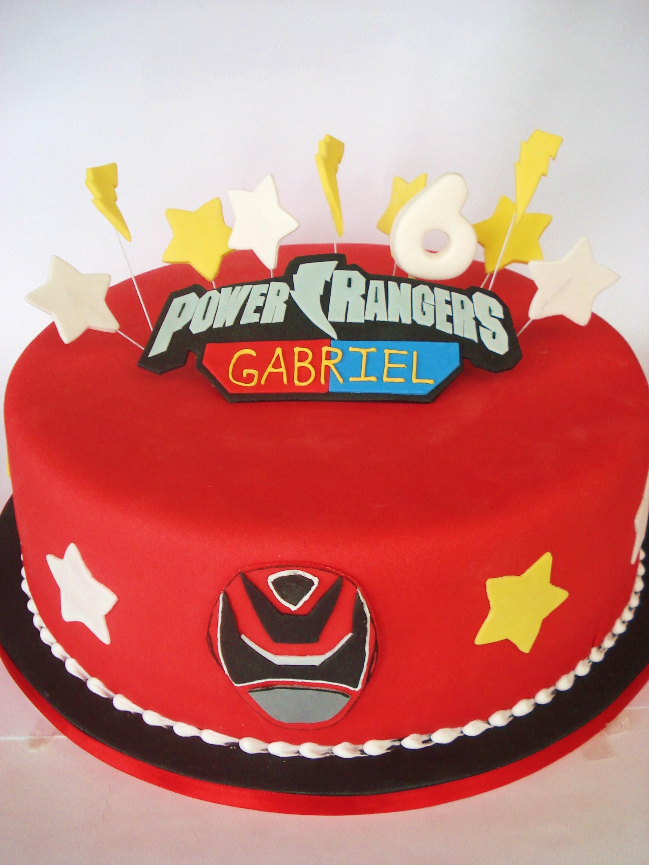 Power Rangers Cake Explore Isa Herzog S Photos On Flickr