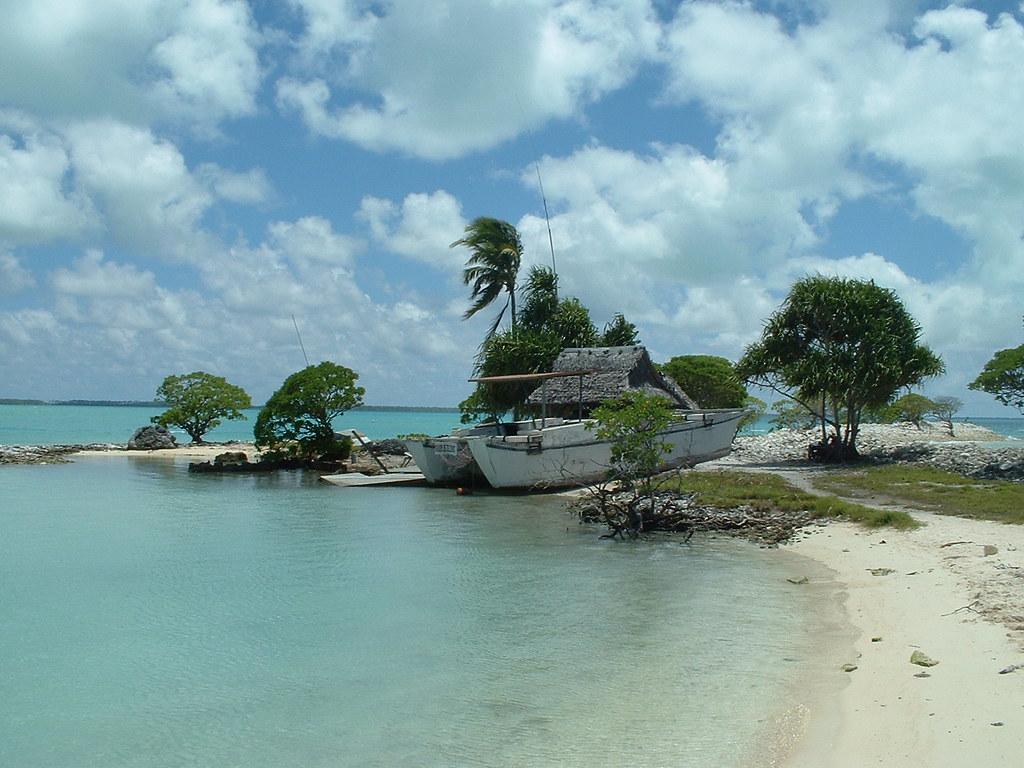 Kiritimati Map - Line Islands, Kiribati - Mapcarta