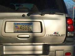 Chevrolet TrailBlazer M