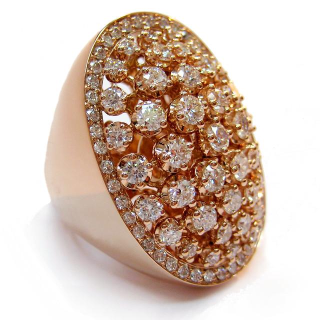 new gold italian jewelry ring flickr photo