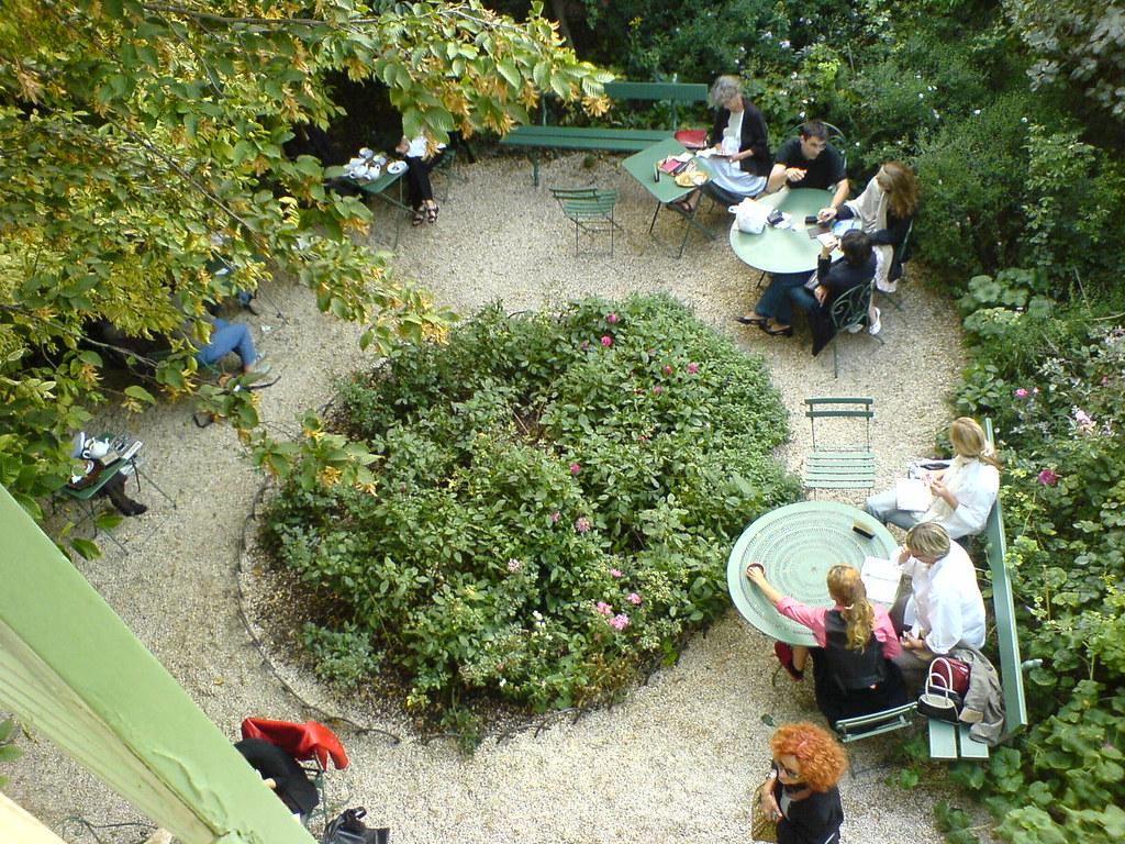 Soyez romantique et si on se promenait - Jardin du musee de la vie romantique ...