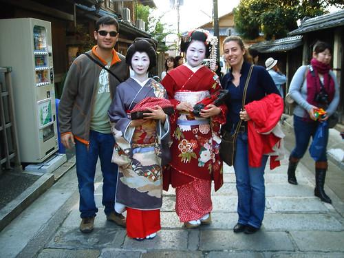 Kioto - Geishas