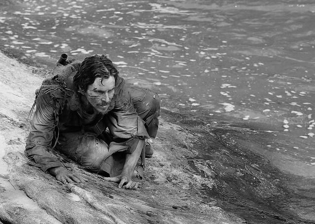 Christian Bale in Herzog's, Rescue Dawn