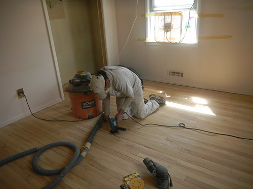 Woodstain Removal - flooring contractor