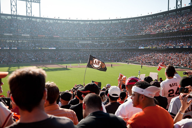San Francisco Giants to the World Series