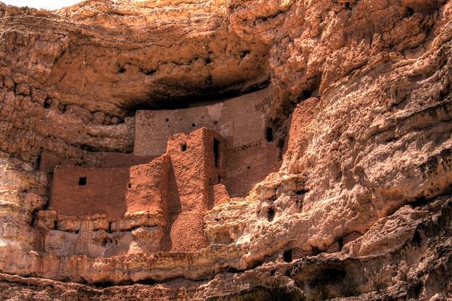 Montezuma Castle - Flickr CC brendanarthurring
