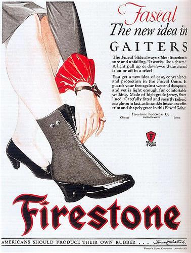 Firestone Gaiter Ad