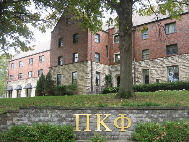 Chapter Houses of Pi Kappa Phi