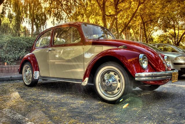 1969 VW Classic Beetle I