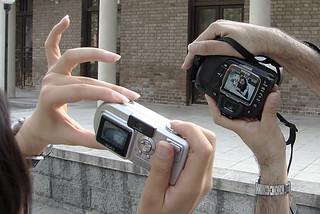 Camera LCDs