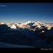 Everest-shadow-at-sunrise-tibet