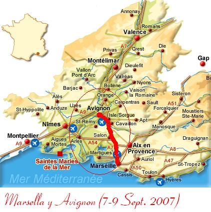 Marsella y avignon un fin de semana en la provenza francesa - Casas en la provenza ...