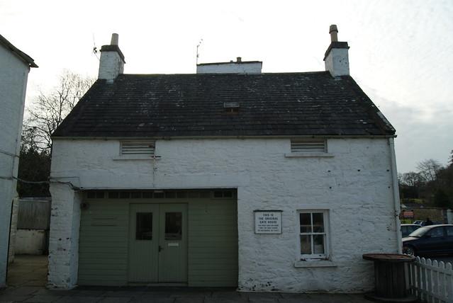The original Gate House, Gatehouse of Fleet