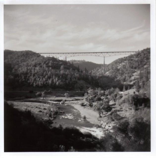 Forrestville Bridge near Auburn, CA