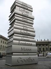 Walk of Ideas - German Authors