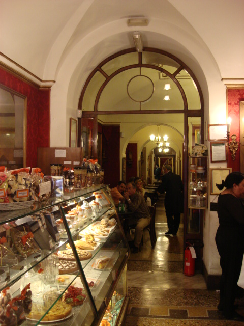 Antico Caffé Greco (Via Condotti - Rome)