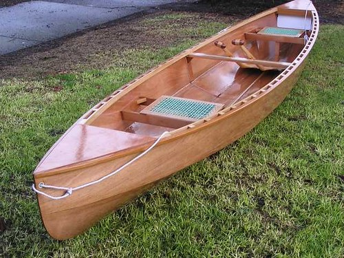 Two plywood canoes designs how to choose a plan for Plans for canoe