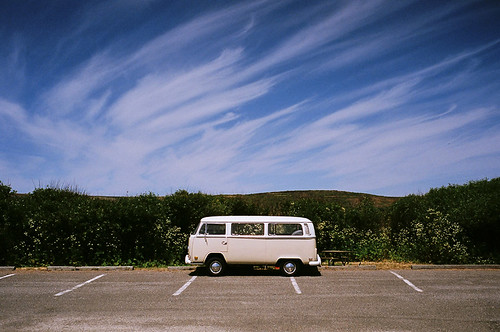 Westfalia, Point Reyes