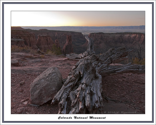 sunset landscape colorado canyon nationalparks grandjunction nightexposure coloradonationalmonument nikond90