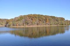 Hiking Cuivre River State Park,Missouri