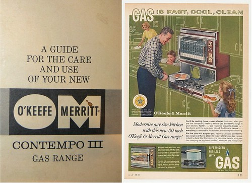 1950 Gas O Keefe Merritt Stove Wiring Diagram FULL HD ...