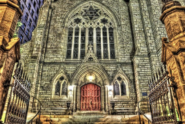 Trinity Cathedral HDR