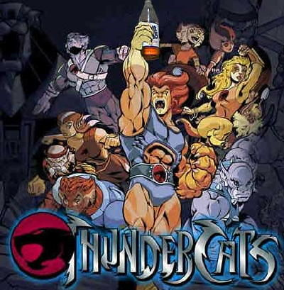 Thundercat Girl on Thundercats   Flickr   Photo Sharing