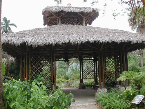 vacation florida bamboo pavilion verobeach mckeesbotanicalgardens