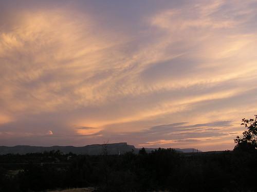 sunset mesaverdenationalpark mancosvalley