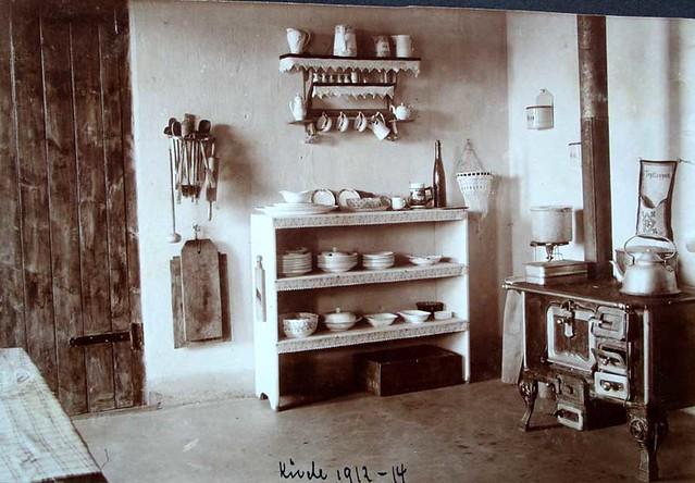 Küche 1912-14, II