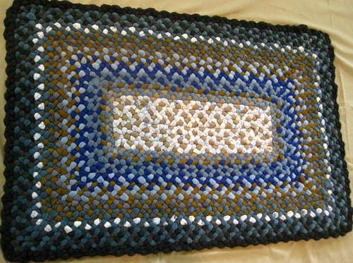 Sandstone Rectangle Rug