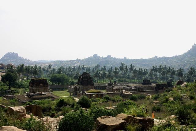 achyutaraya temple complex