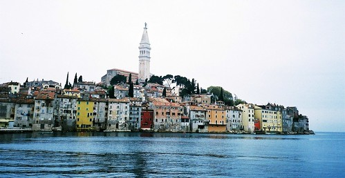 Croatian coastal town