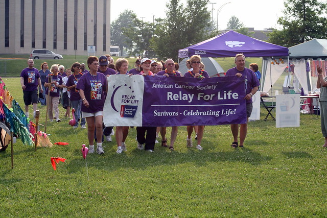 Relay For Life Of Northeast Johnson County 2007 Flickr Photo Sharing