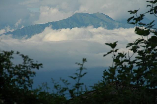 Clouds Lifting in Kakheti - Kakheti, Georgia
