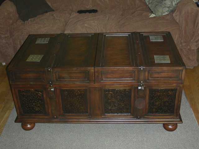 Treasure Chest Coffee Table Flickr Photo Sharing