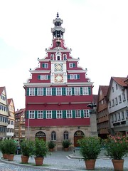 Altes Rathaus or Old Town Hall, Esslingen