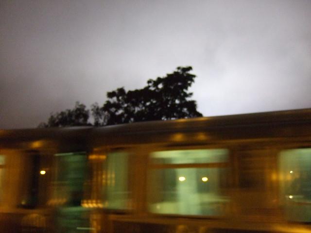 Nighttime Train Noise In Kansas City Suburbs