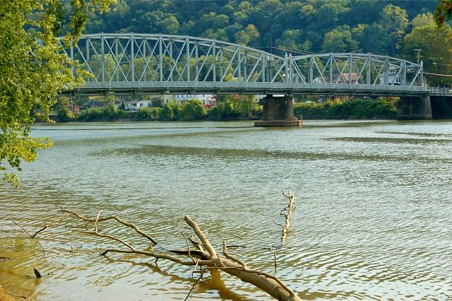 Muskingum River   Flic...